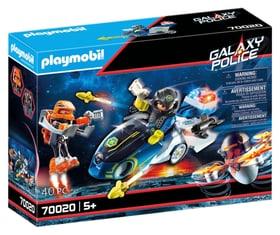 70020 Galaxy Police-Bike PLAYMOBIL® 748037900000 Bild Nr. 1
