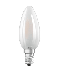 SUPERSTAR CLASSIC B40 LED E14 4.5W blanc chaud Osram 421079800000 Photo no. 1