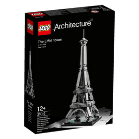 Architecture La tour Eiffel 21019 LEGO® 785300128031 Photo no. 1