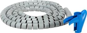Set Fast Cover 24 mm, 2 m lunghezza Guaina di protezione cavi Steffen 613034500000 N. figura 1