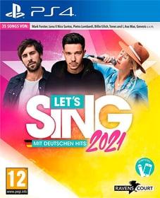 PS4 - Let's Sing 2021 mit deutschen Hits (D) Box 785300155088 Bild Nr. 1