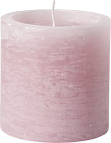 BAL Bougie cylindrique 440582901338 Couleur Rose Dimensions H: 10.0 cm Photo no. 1