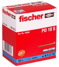 Chevilles p. plaques PD 10 avec vis fischer 605444100000 Photo no. 1