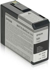 T5808 matte black Tintenpatrone Epson 798282600000 Bild Nr. 1