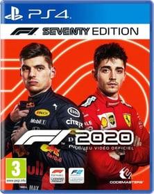 F1 2020 - Seventy Edition Box 785300152922 Lingua Francese Piattaforma Sony PlayStation 4 N. figura 1
