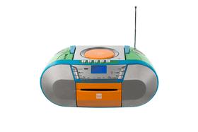 P-200 DAB+ - Bunt CD-Radio Dual 773117300000 Bild Nr. 1