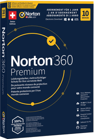 Security 360 Premium with 75GB 10 Device - PC/Mac/Android/iOS Physisch (Box) Norton 785300146584 Photo no. 1