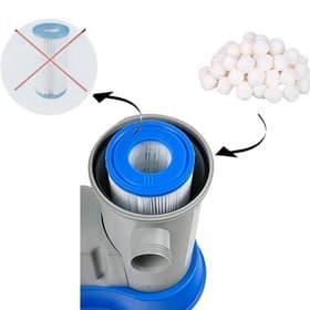 Reinigung-Balls zu Filteranlage Summer Waves 647324500000 Bild Nr. 1