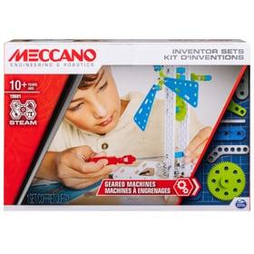 Inventor Geared Machine Sets de jeu Meccano 748662300000 Photo no. 1