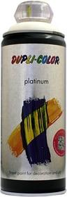 Vernice spray Platinum opaco Dupli-Color 660834300000 Colore Bianco crema Contenuto 400.0 ml N. figura 1