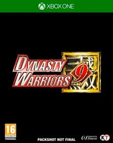Dynasty Warriors 9 [XONE] (E/d) Box 785300131674 Photo no. 1