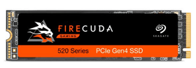 FireCuda 520 PCIe SSD 2TB Disque Dur Interne SSD Seagate 785300155577 Photo no. 1