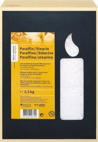 Paraffine/Stearine 2.5 Kg Exagon 664045800000 Photo no. 1
