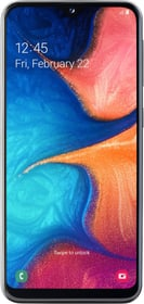 Galaxy A20e Black Smartphone Samsung 794641400000 Bild Nr. 1