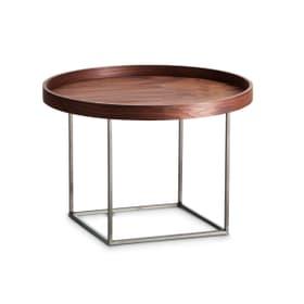 COFFEE Tavolino 362235200000 Dimensioni A: 39.0 cm Colore Noce N. figura 1