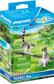 70355 Lemuri Catta PLAYMOBIL® 748030600000 N. figura 1