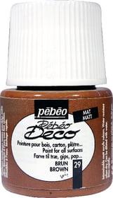 Pébéo Deco brown 29 Pebeo 663513002900 Bild Nr. 1