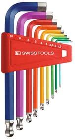 Set di brugole PB212LH CNRB Chiavi maschio piegate PB Swiss Tools 602758100000 N. figura 1