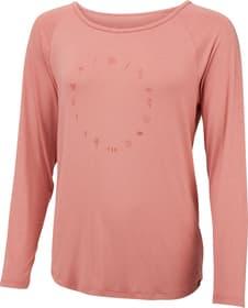 Damen-3/4-Shirt Perform 468027303831 Grösse 38 Farbe Hellrot Bild-Nr. 1