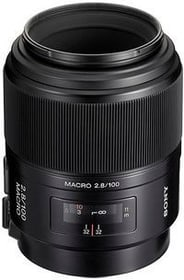 Macro 100mm f/2.8 Objectif Objectif Sony 785300123815 Photo no. 1