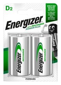 Power Plus D 2500mAh 2 pezzi accu Akku Batterie Energizer 704732500000 N. figura 1