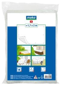 Bache textile basic 1.7 x 2 m