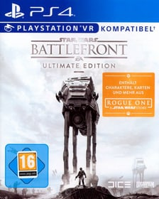 Star Wars Battlefront Ultimate Edition [PS4] (D) Box 785300129613 Photo no. 1
