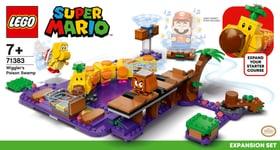 Super Mario 71383 Wigglers Giftsumpf – Erweiterungsset LEGO® 748753600000 Bild Nr. 1
