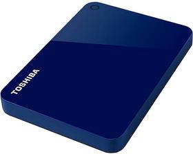 Canvio Advance 2TB Hard disk Esterno HDD Toshiba 785300136592 N. figura 1