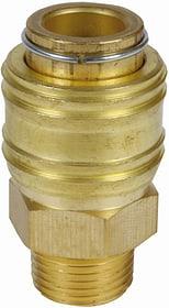 Schnellkupplung R3/8 AG Kupplungen Einhell 611219000000 Bild Nr. 1