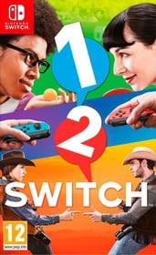 Switch - 1-2-Switch Box Nintendo 785300121677 Lingua Francese Piattaforma Nintendo Switch N. figura 1