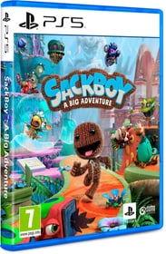 Sackboy: A Big Adventure Box 785300155434 Photo no. 1