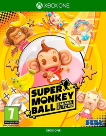 Xbox One - Super Moneky Ball - Banana Blitz HD F Box 785300146850 Bild Nr. 1