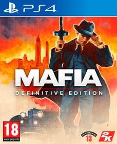 Mafia: Definitive Edition [PS4] (F) Box 785300154436 Photo no. 1