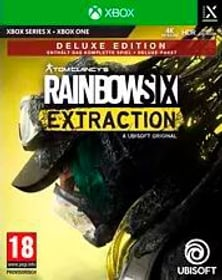 XONE/Xbox Series X - Tom Clancy's Rainbow Six Extraction - Deluxe Edition Box 785300161077 Photo no. 1