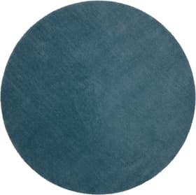 COSY FEEL Tapis 412013216141 Couleur bleu clair Dimensions D: 160.0 cm Photo no. 1
