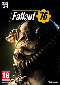 PC - Fallout 76 Box 785300139053 Langue Français, Italien Plate-forme PC Photo no. 1