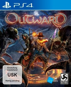 PS4 - Outward Box 785300139679 Langue Allemand Plate-forme Sony PlayStation 4 Photo no. 1