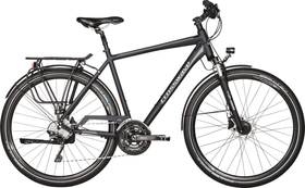 Quest Trekkingbike Crosswave 464828705520 Farbe schwarz Rahmengrösse 55 Bild Nr. 1