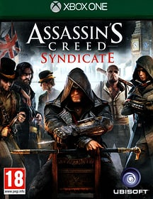 Xbox One - Assassin's Creed Syndicate Box 785300129959 Photo no. 1