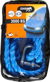 Câble de remorquage 3000kg
