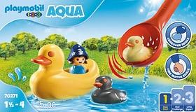 70271 Famille de canards et enfant PLAYMOBIL® 747342100000 Photo no. 1