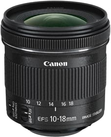 EF-S 10-18mm 4.5-5.6 IS STM Objectif Canon 793409500000 Photo no. 1