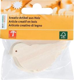 Streuteil Vogel 3 St Legna Creativa 665300400000 Bild Nr. 1