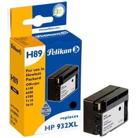 H89 932XL nero Cartuccia d'inchiostro Pelikan 785300123285 N. figura 1