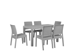 FOSSANO Table et chaises Beliani 759045700000 Photo no. 1
