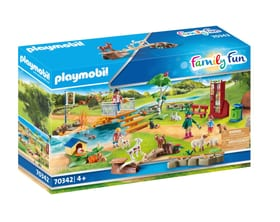 PLAYMOBIL 70342 Jardin Animalier 748038500000 Photo no. 1