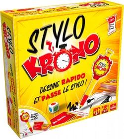 Stylo Chrono (F) Jeux de société 746980690100 Photo no. 1