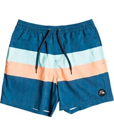 SEASONS VOLLEY 17 Short de bain pour homme Quiksilver 463181400340 Colore blu Taglie S N. figura 1