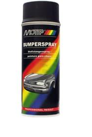 Nero 400 ml Spray per paraurti MOTIP 620754200000 Tipo di colore nero satinato N. figura 1